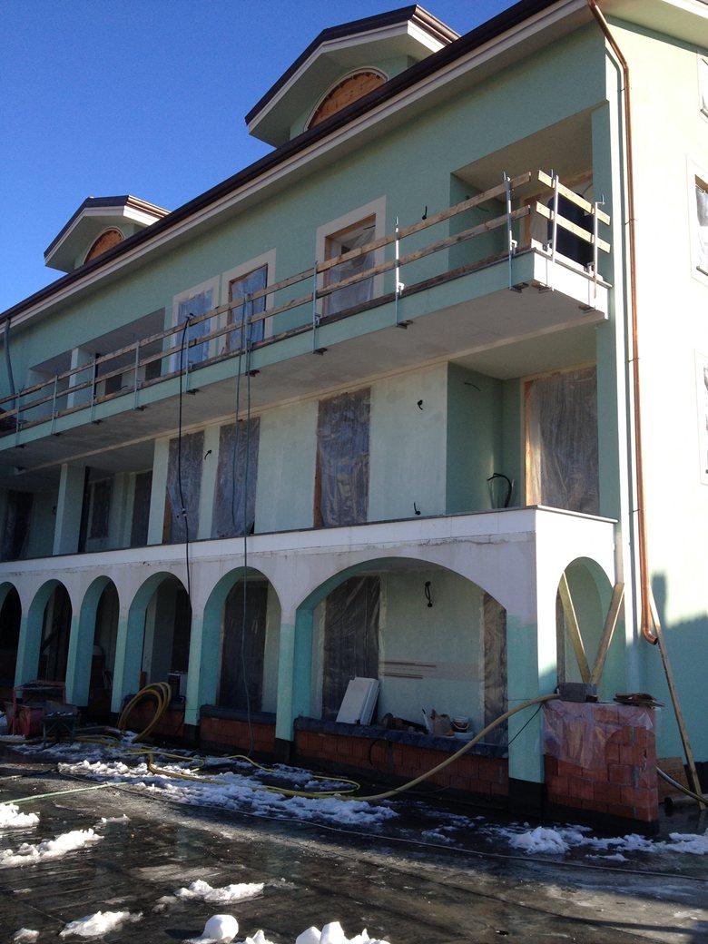 Recupero Urbano area ex Segheria Benazzo