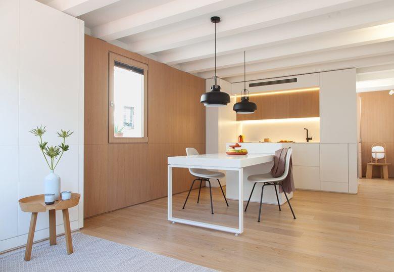 Gran De Gracia Mini Apartment Ylab Arquitectos