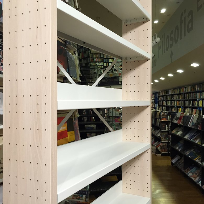 Libreria L,UNICA -