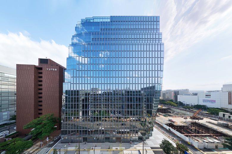 Tenjin Business Center