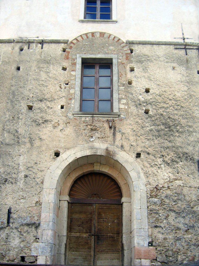 Valorizzazione culturale di Palazzo Sersale a Cerisano (CS)