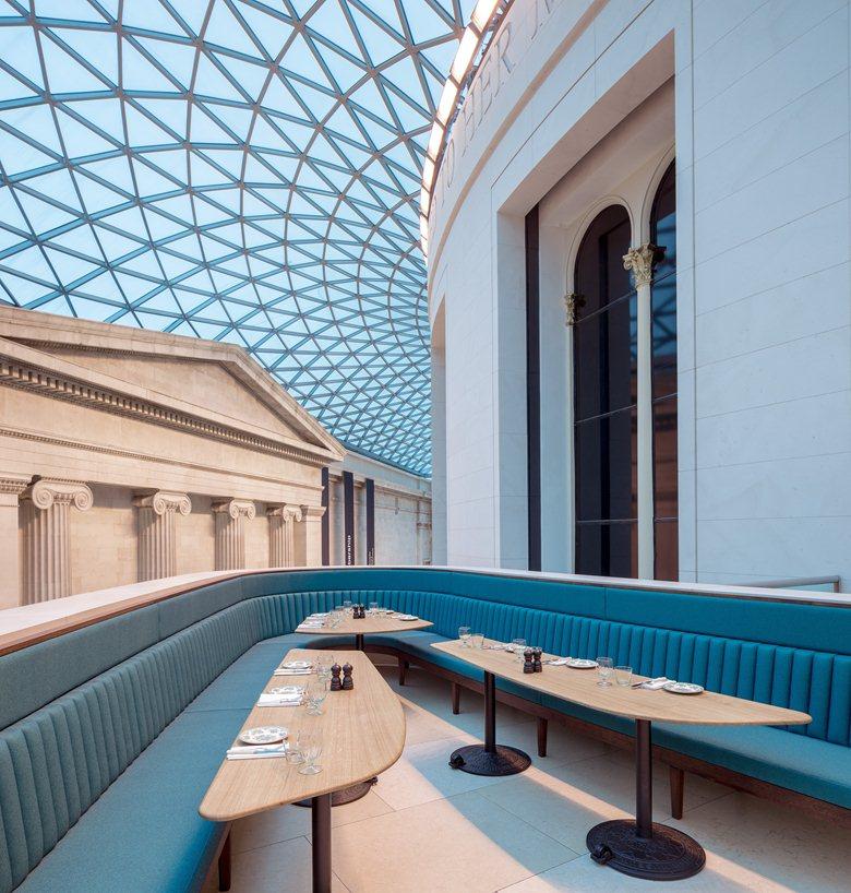 British Museum Great Court restaurant