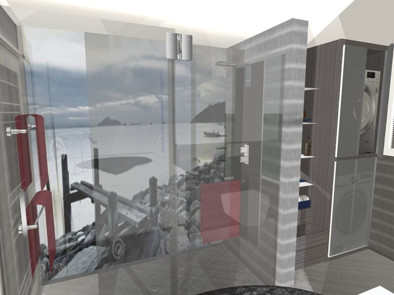 reconstruction of apartment