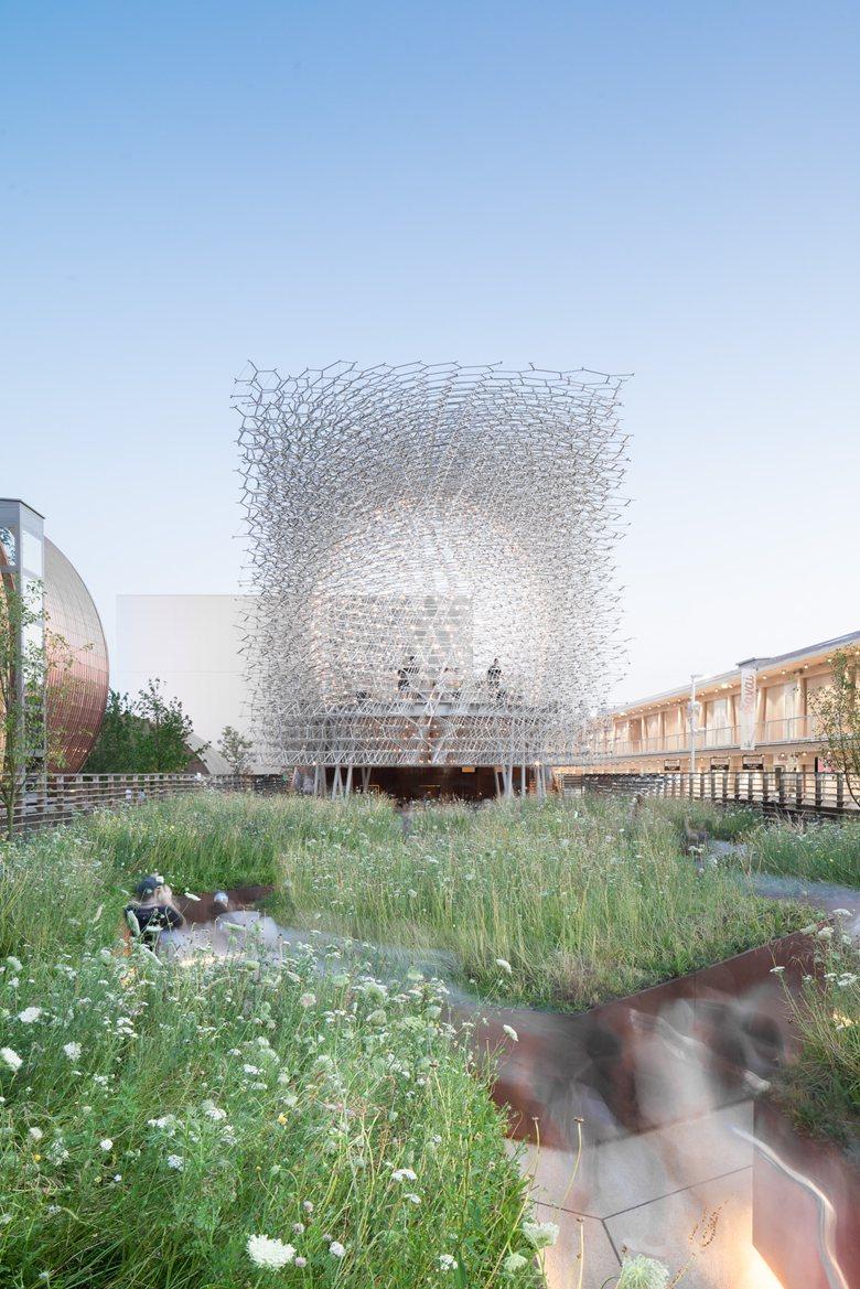 UK Pavilion Expo Milano 2015
