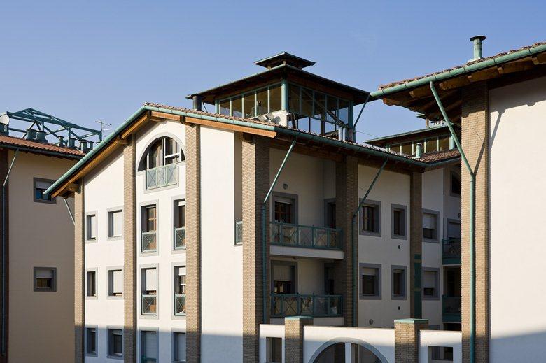Edifici residenziali Isolati G