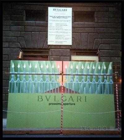 BULGARI (Firenze 1995)