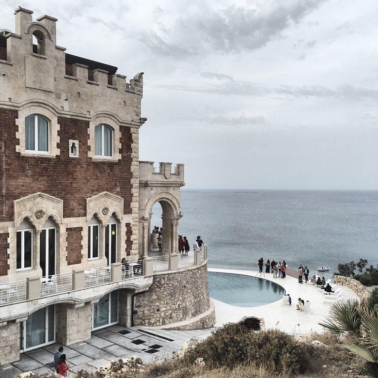 Arredi per Castello Tafuri Charming Suites