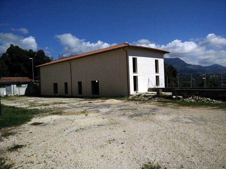 """Centro polifunzionale """"Casa dei Giovani"""""""