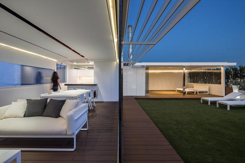 """""""living-roof"""" - (re)activar las azoteas"""