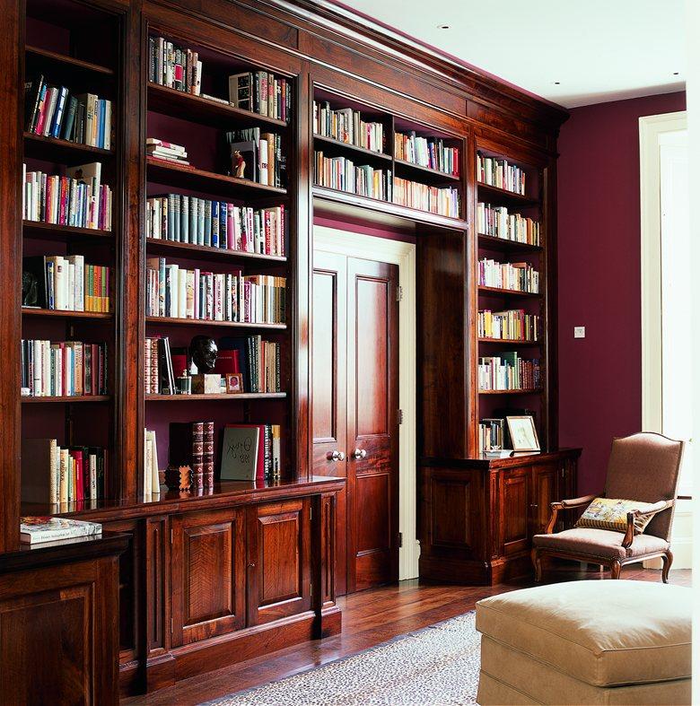 самое мебель для библиотеки фото его личной