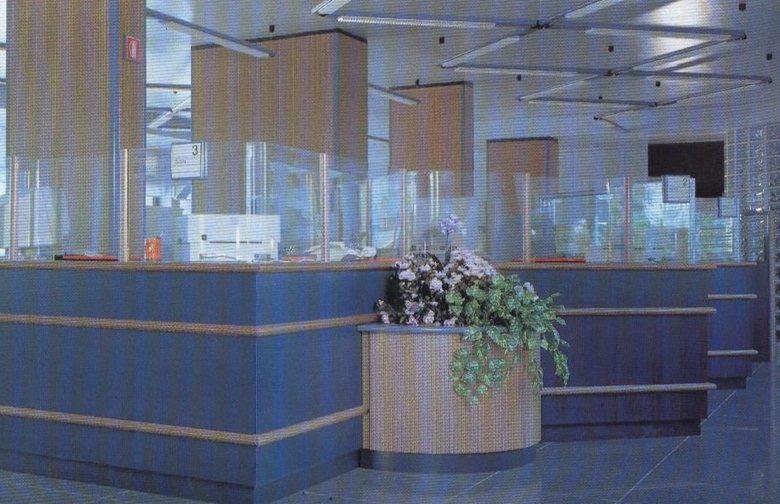 Agenzia Bancaria IBI Roma