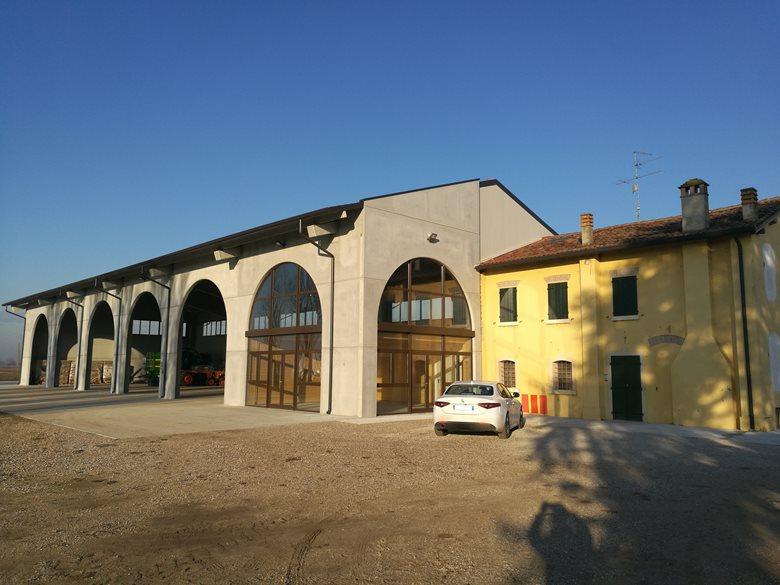 Corte Agricola nel basso Veronese