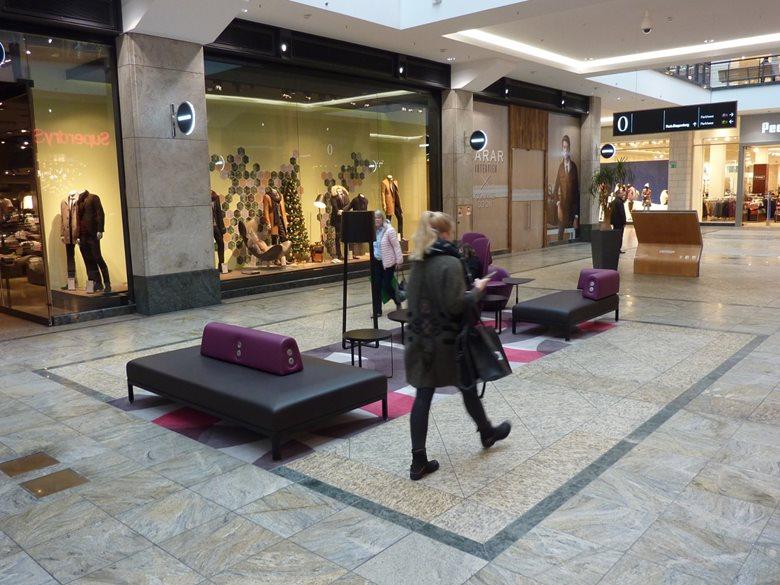 Lounge area - CentrO Shopping Center