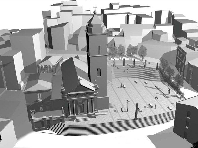 Riqualificazione Urbanistica e Architettonica Centro storico