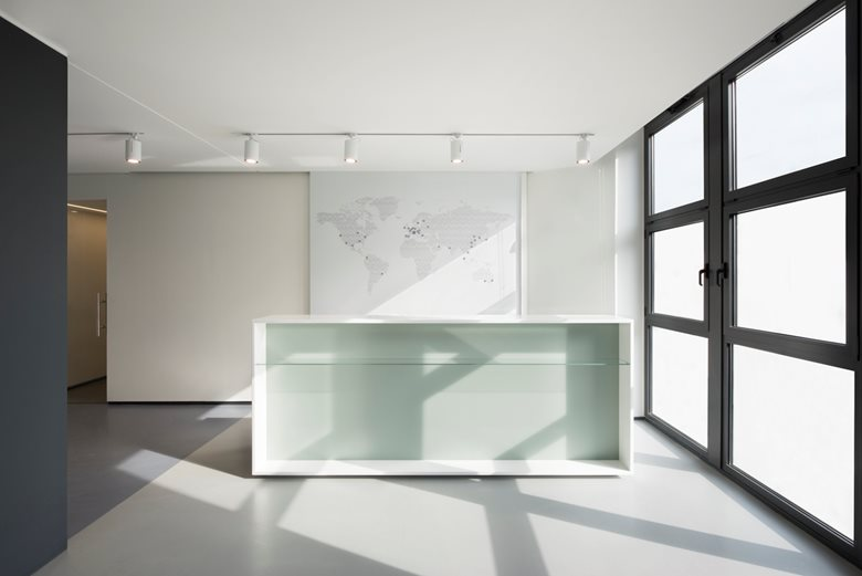 Datalogic offices A2BC Architects Cologno Monzese