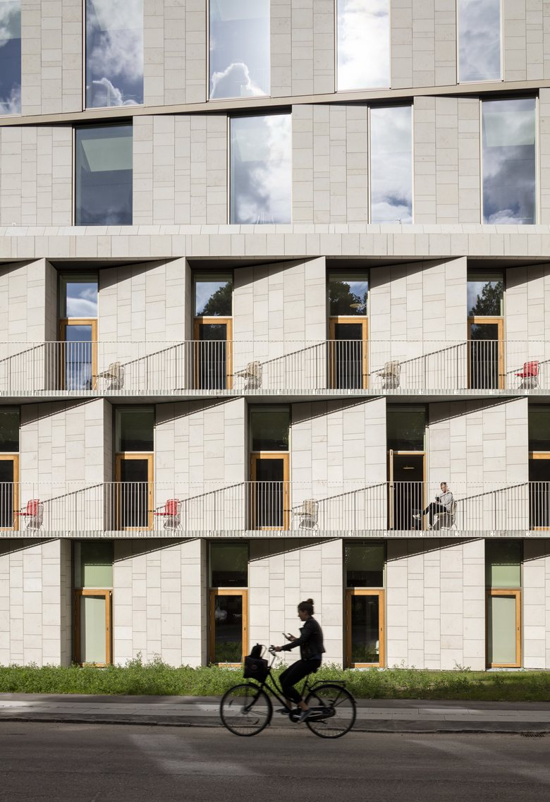 Rigshospitalet's New Patient Hotel & Administration Building