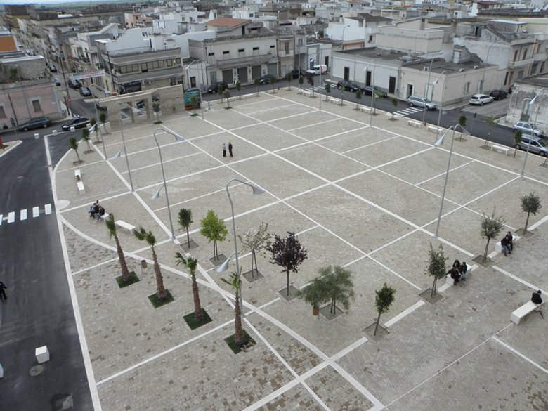 Riqualificazione di Piazza Matteotti