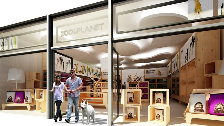 New Concept Store