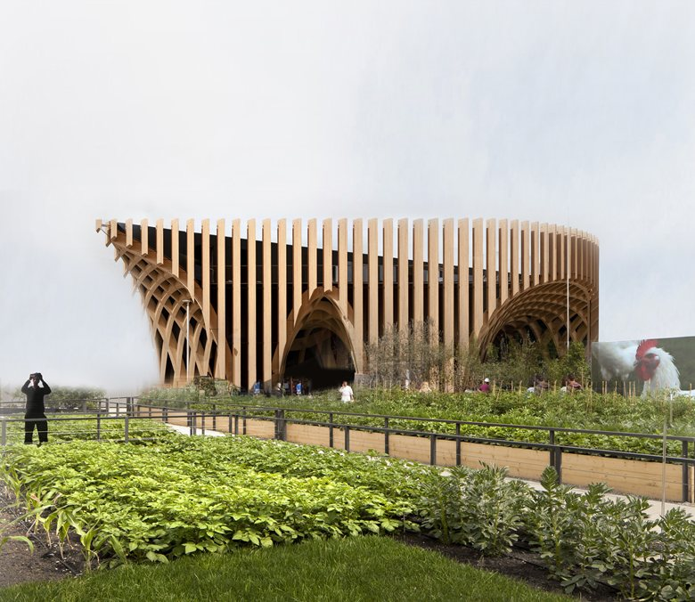 France Pavilion at Expo Milano 2015