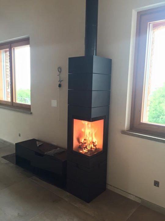 stoves in NZEB