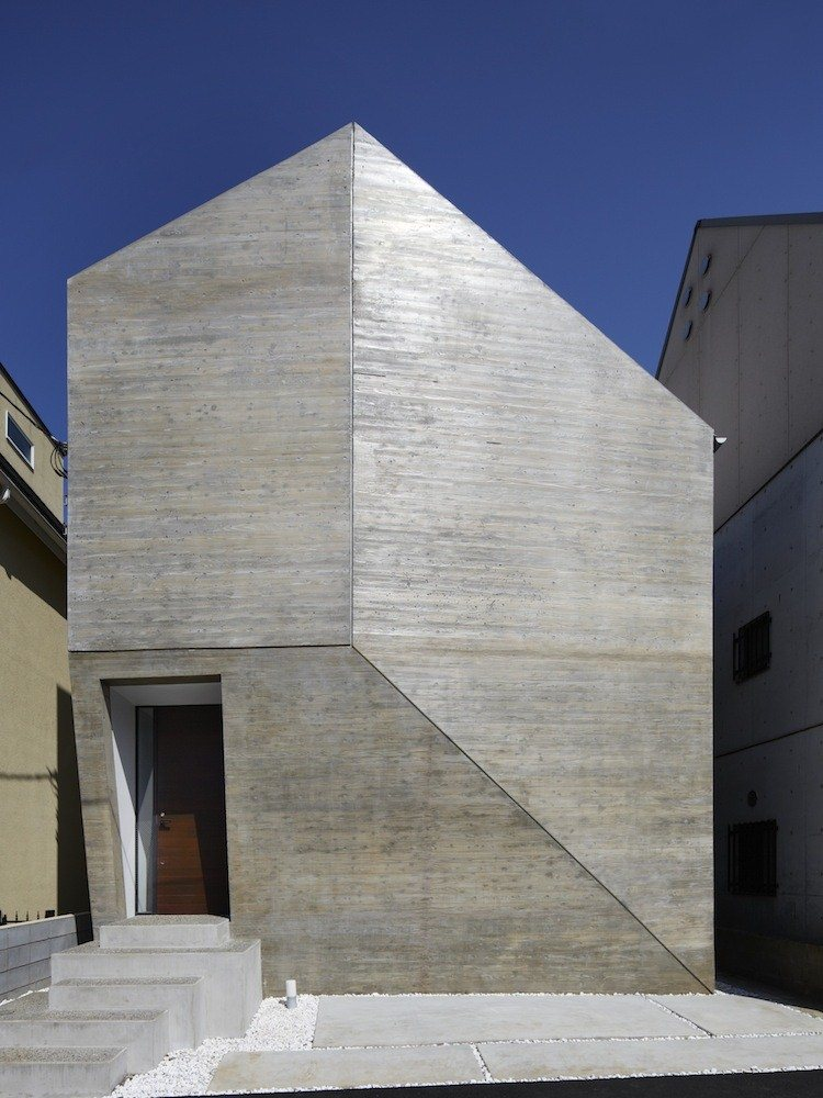 Shirokane House
