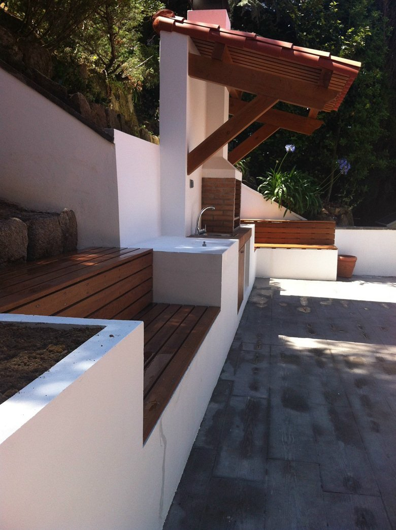 Bbq Santa Cristina Ebolar Arquitectura