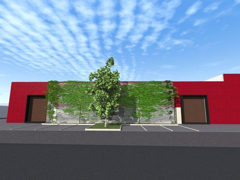 Ristrutturazione edifici industriali picture gallery for Palazzine moderne