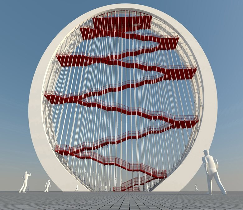 Antalya Expo 2016 Observation Tower