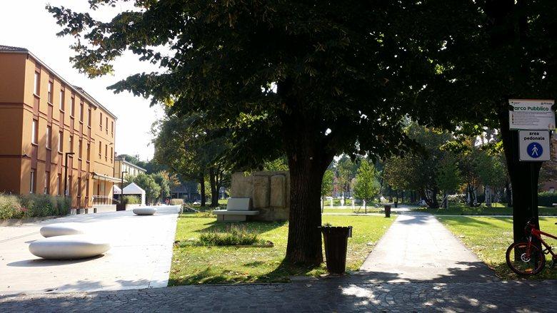 Riqualificazione P.zza Bracci-Parco 2 Agosto