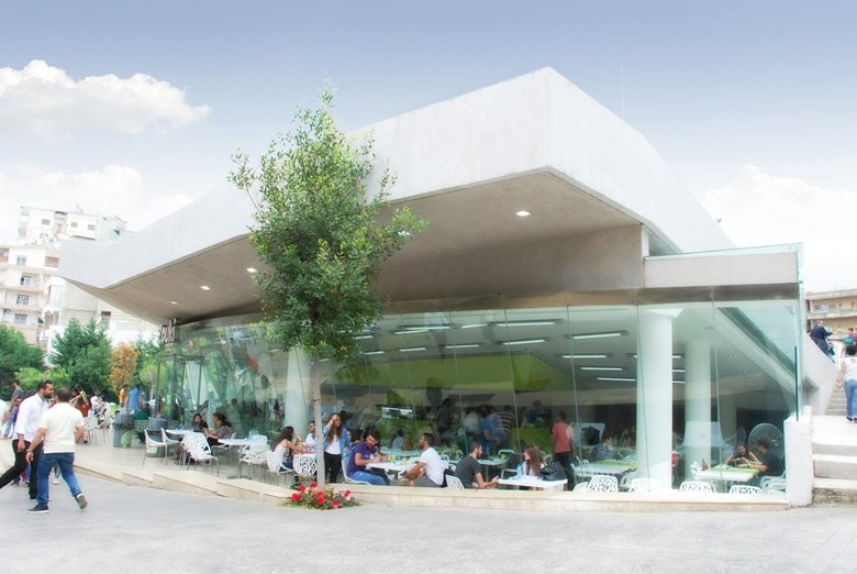 USEK ZOUKI Restaurant Café