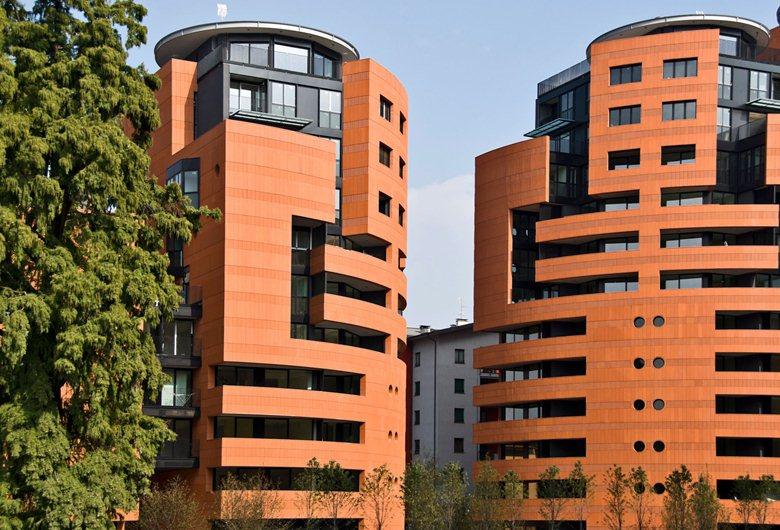 Residenze di via Campari