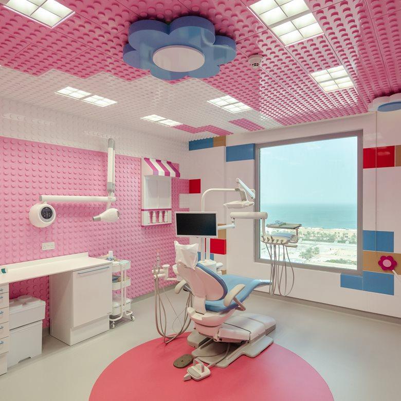 Wara Hospital's Pediatric Dental Clinic | BÖWE