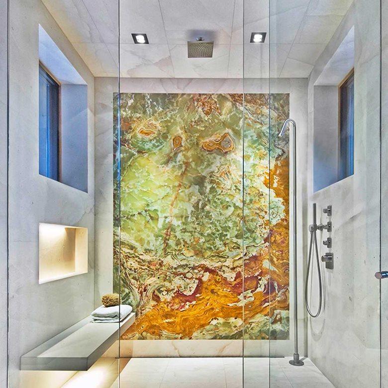 Rivestimento bagno doccia