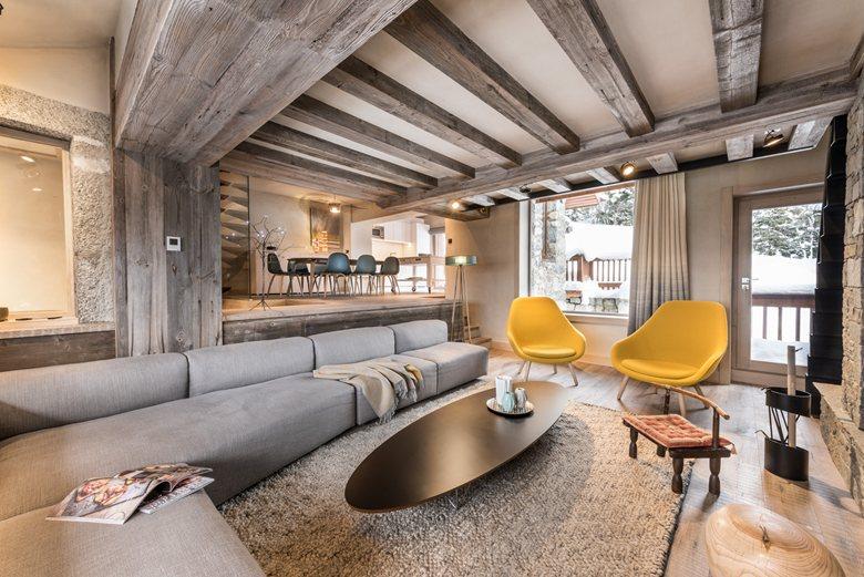 Chalet design | Agence AMEVET