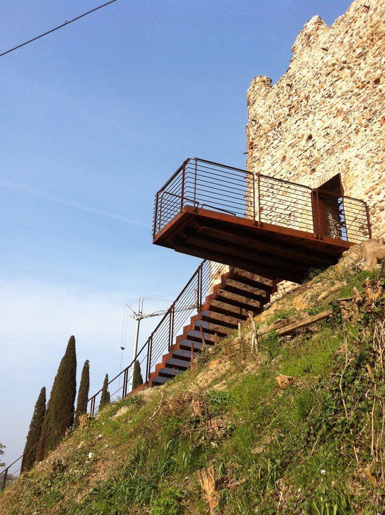 Restauro Castello di Ponti sul Mincio
