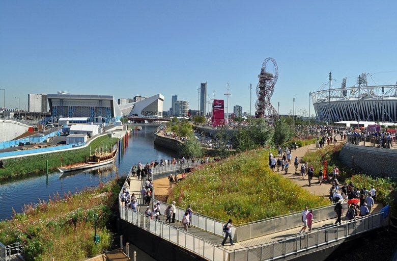 The Olympic Park Masterplan