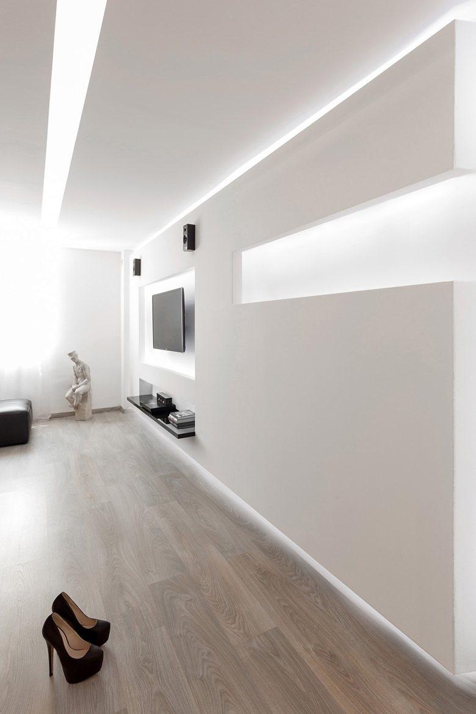 Glossy&Minimal apartment