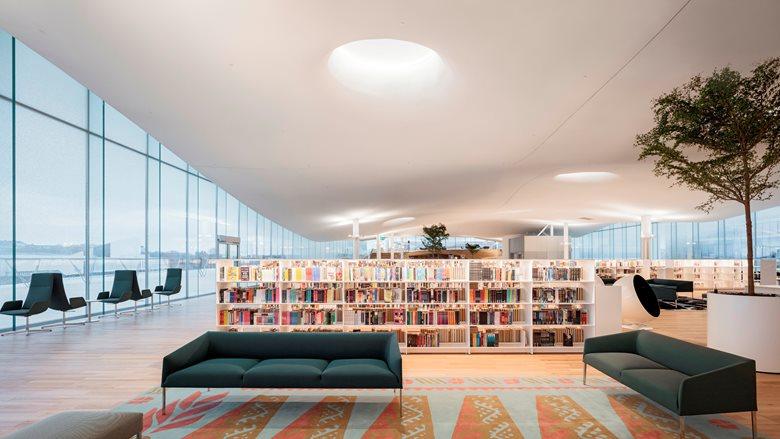Oodi - Helsinki Central Library