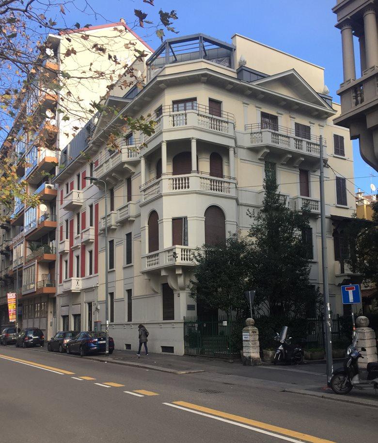 Recupero di due edifici in Viale Abruzzi