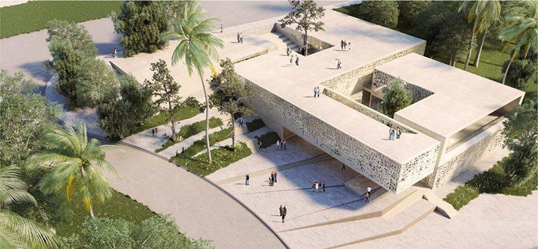 Concours - La Maison de l'Architecture à Tanger // 1ER Prix - Youssef Lahkim + BOM Architecture