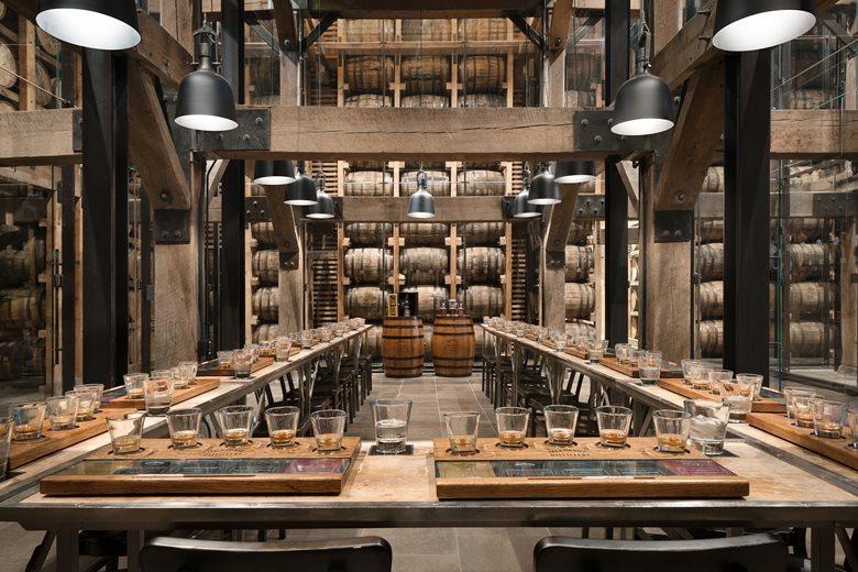 Barrel House 1-14 at The Jack Daniel Distillery