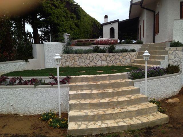giardino privato/ Circeo /