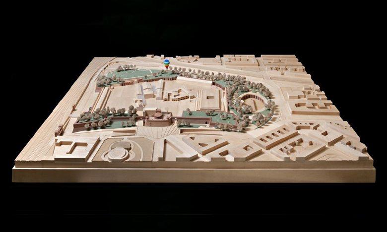 Piano di Recupero della Fortezza da Basso a Firenze