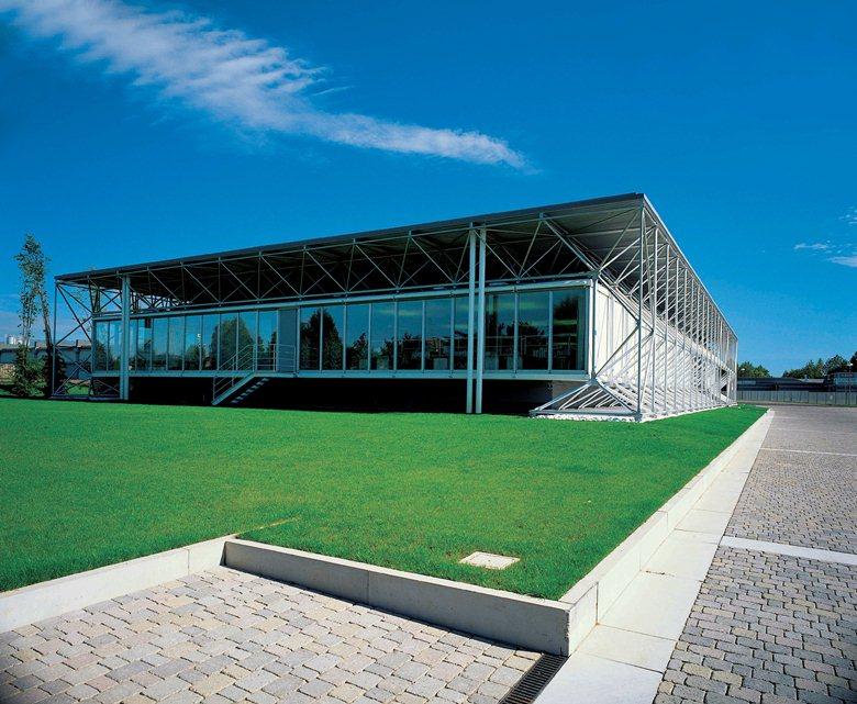 Uffici B&B Italia   Renzo Piano, Richard Rogers