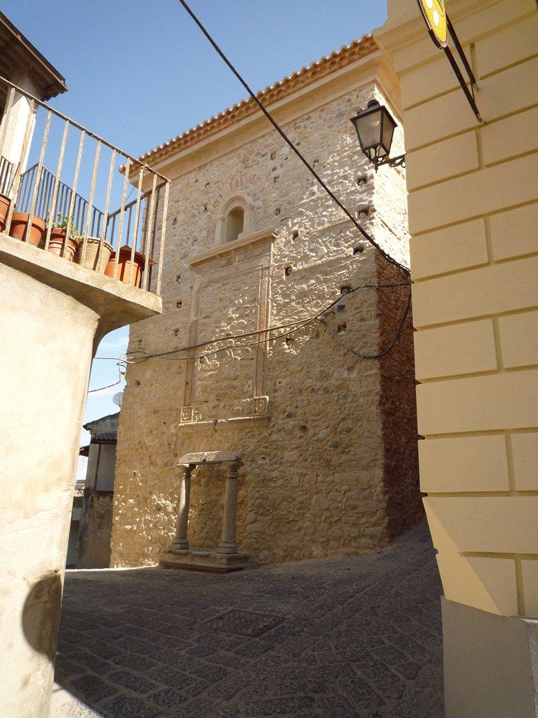Interventi di recupero e valorizzazione del centro storico