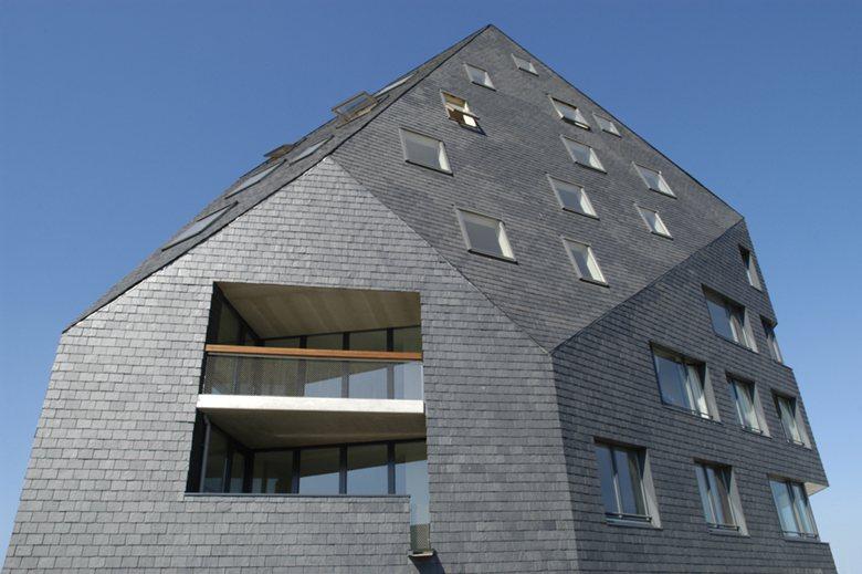 The Black Diamond Apartment