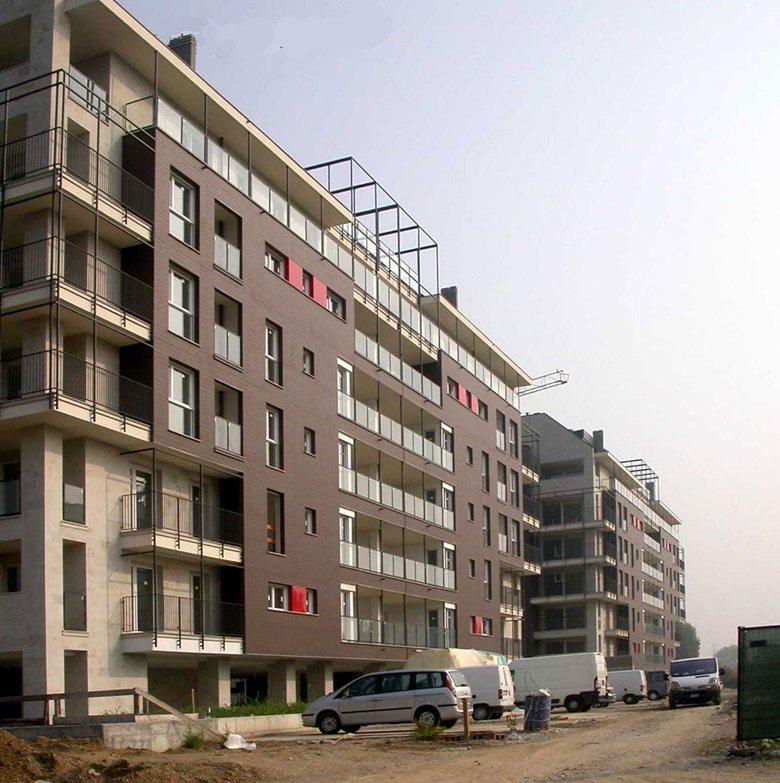 Complesso di edifici residenziali