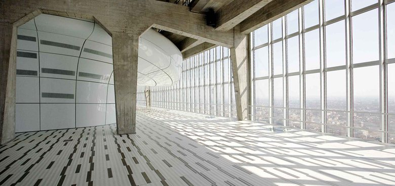 Nuovo Belvedere grattacielo Pirelli
