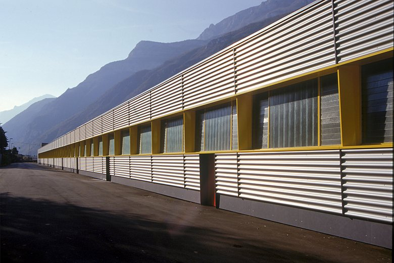 NINZ firedoors _ factory and administration