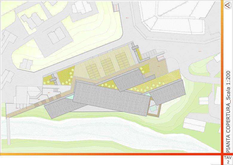 Riqualificazione dell'area dello Stadio Olimpico del Ghiaccio